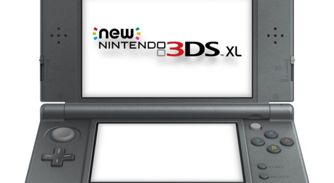 New Nintendo 3DS XL Launching In US On Feb. 13