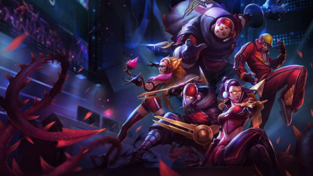 Riot Games Offering Mystery Gifts To League Of Legends Good Behavior Players