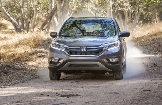 2015 Honda CRV Review
