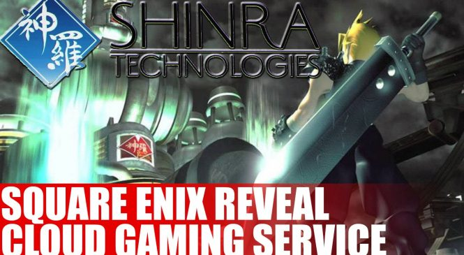 Cloud gaming and the future of Shinra