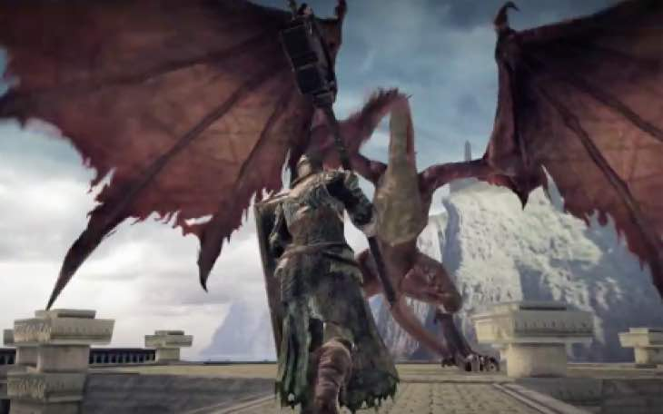 Dark Souls 2 Review: Dark Souls II: Scholar Of The First Sin