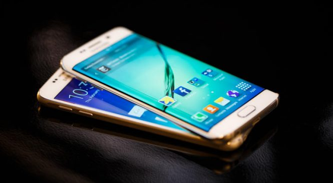 Review: Samsung Galaxy S6 Edge – A Fantastic Top-End Smartphone