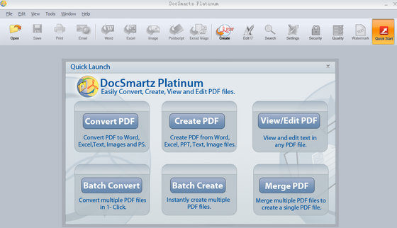 Free and best Adobe Acrobat Alternative