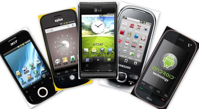 Main uses of Android devices