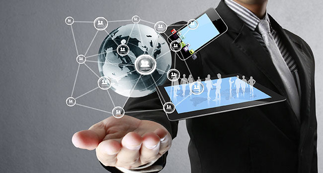 Technology incorporated in business