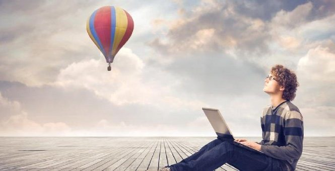Business ideas through online venture