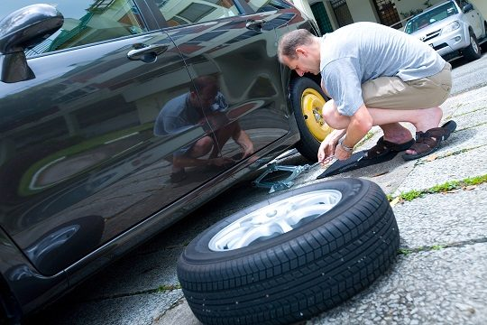 Are Your Car's Tyres Legal?