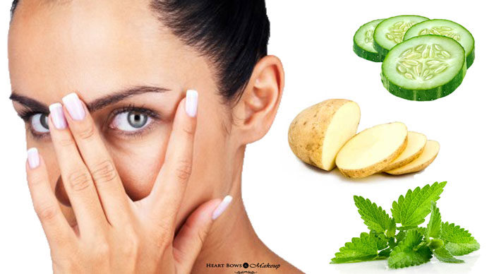 How to get rid of Dark Circles – Simple Home Remedies for Dark Circles
