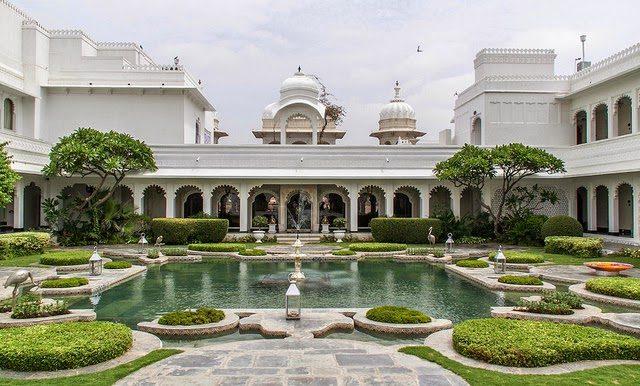 Best 5 star Hotels - Taj Lake Palace Udaipur