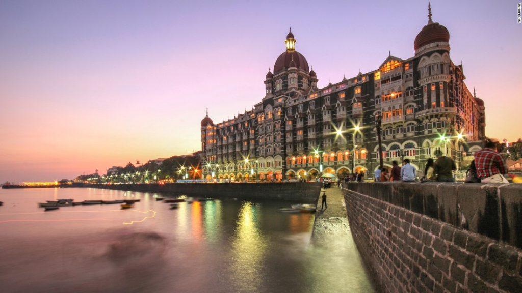 Best 5 star Hotels - Taj Mahal Palace, Mumbai