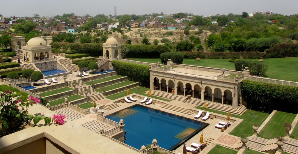 Best 5 star Hotels - The-Oberoi-Amarvilas, Agra