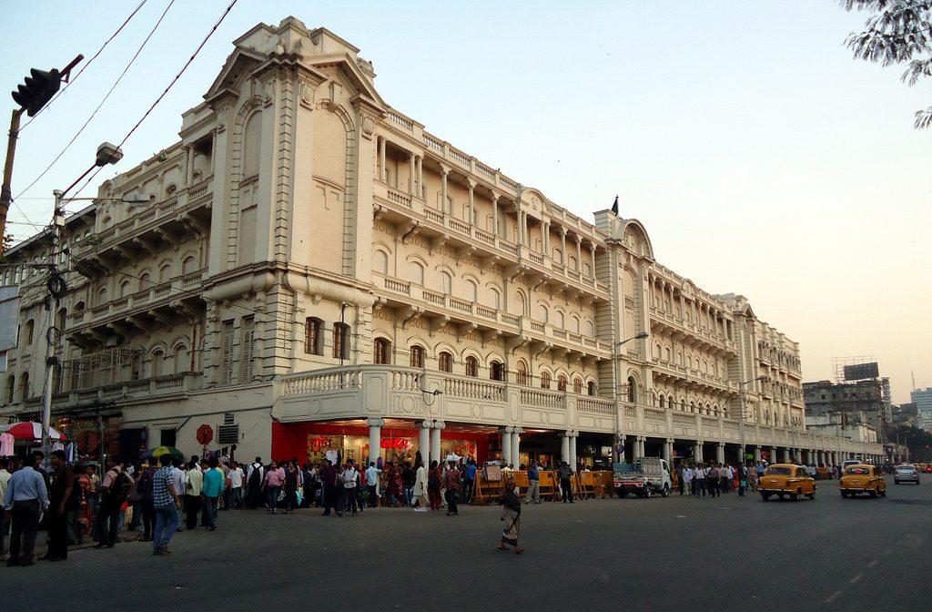 Best 5 star Hotels - The Oberoi Grand, Kolkata