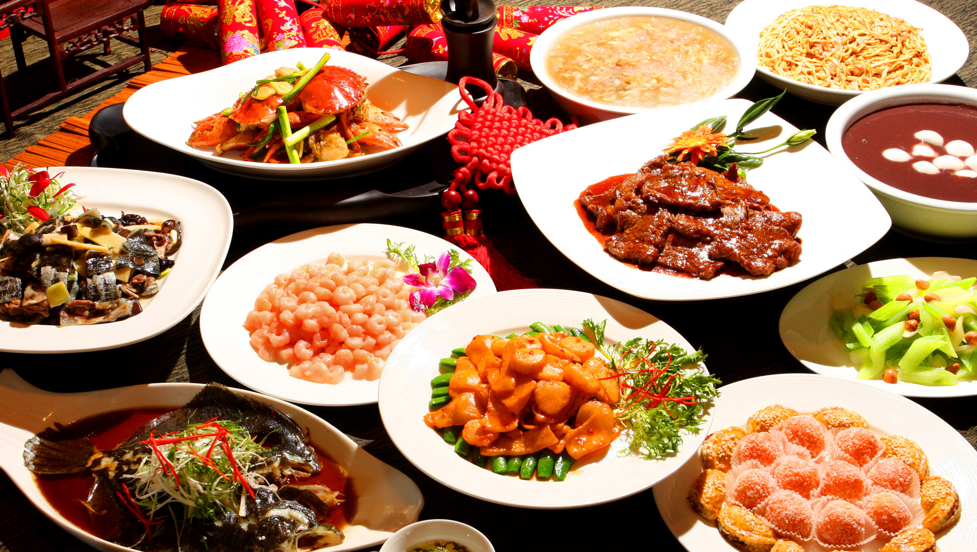 Marvelous Chinese Dinner Party Ideas Part - 11: New Year Party Ideas 04