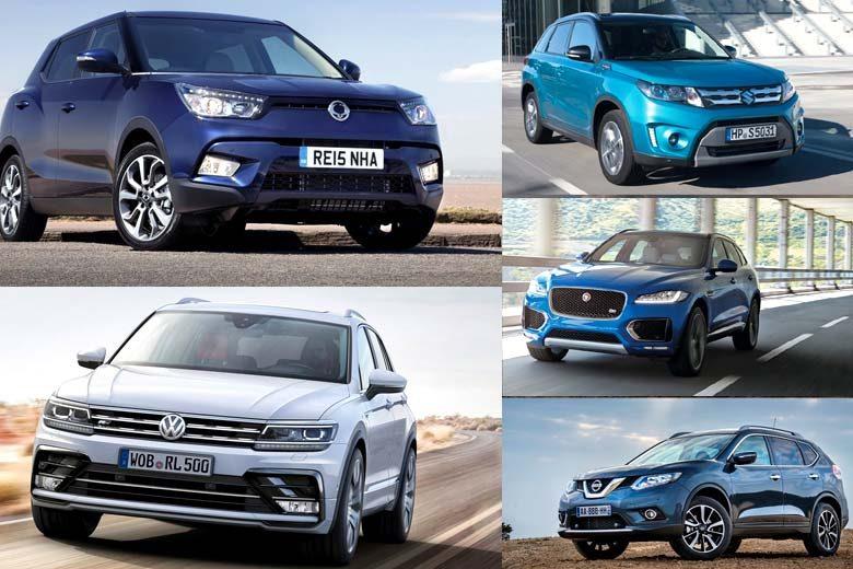 Upcoming cars 2017 06