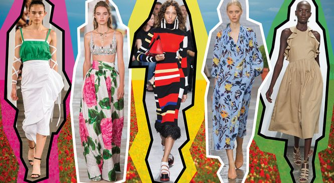 5 Biggest Fashion Trends 2017 Awaiting For You