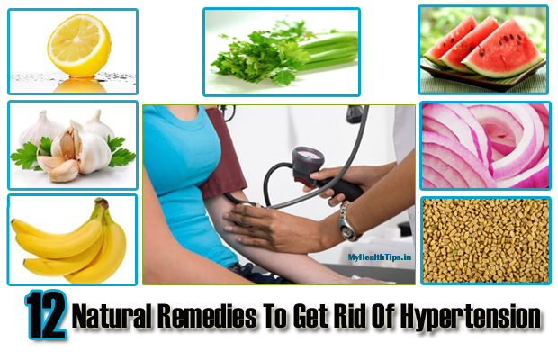 12 Natural Remedies For High Blood Pressure – How to Maintain BP?