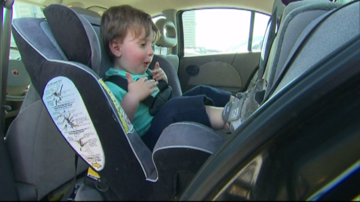 Front Seat Car Seat Laws California
