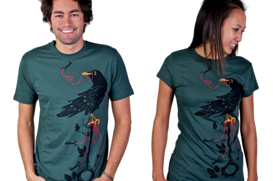 5 Different Types Of T-Shirt Designs