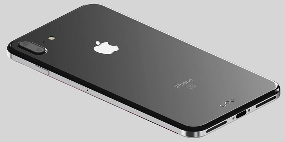 apple's iphone 8 wireless charging
