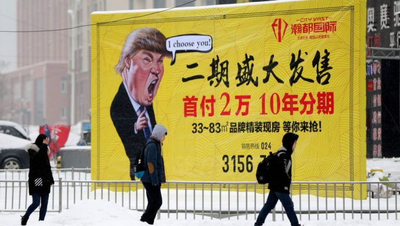 Is Trump Gaining Valuable Benefits From Chinese Government With Trademarks Approval