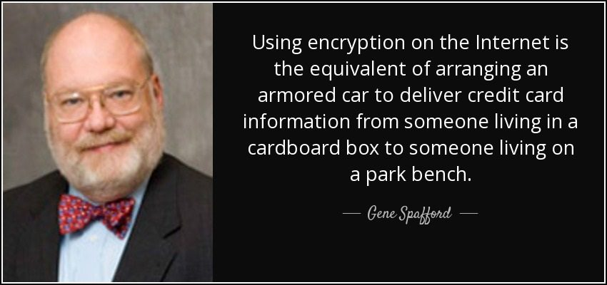 encryption pros and cons