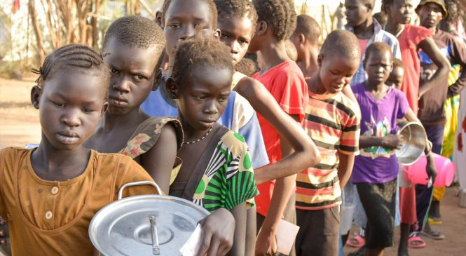 Why World's Youngest Nation South Sudan Trapped In Severe Famine