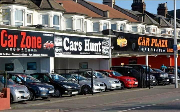 car buying - car finance