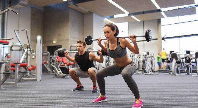Gym Shy – Top Tips How To Gain Confidence At Fitness Club