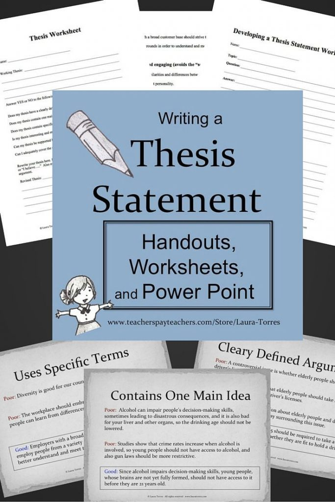 Smart Ways of writing a Compelling Thesis Statement