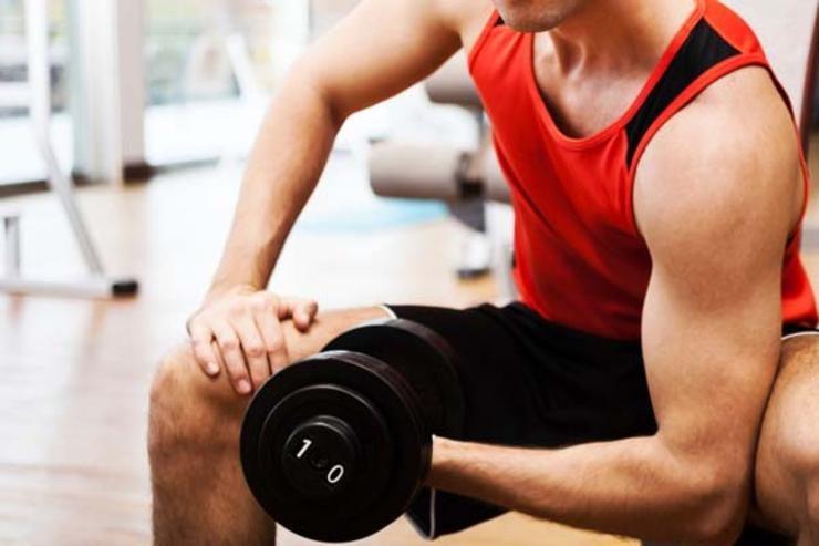 gym shy