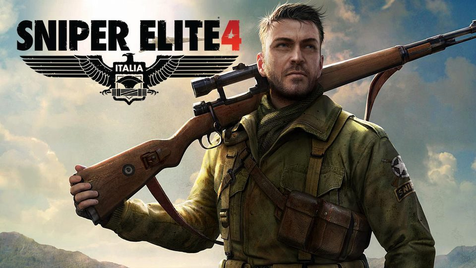 Sniper Elite 4 -Video Games