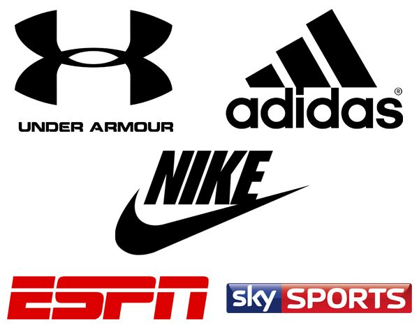Top 5 Most Valuable Sports Brands