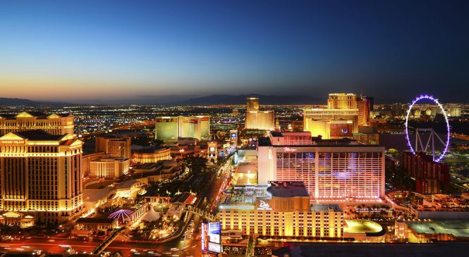 Las Vegas Luxuries You Just Can't Miss