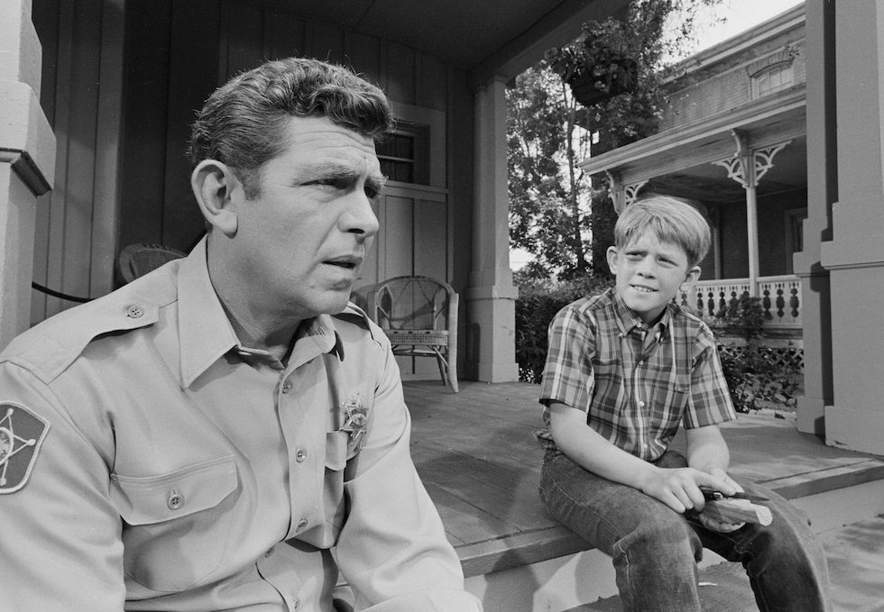 Andy Griffith Show Plot And Awards