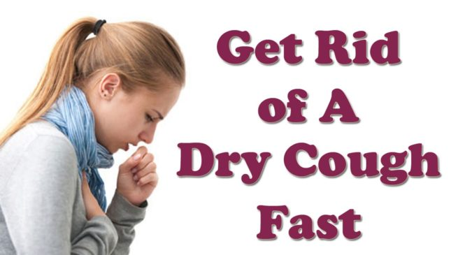 How To Get Rid Of Productive Cough, Dry Cough