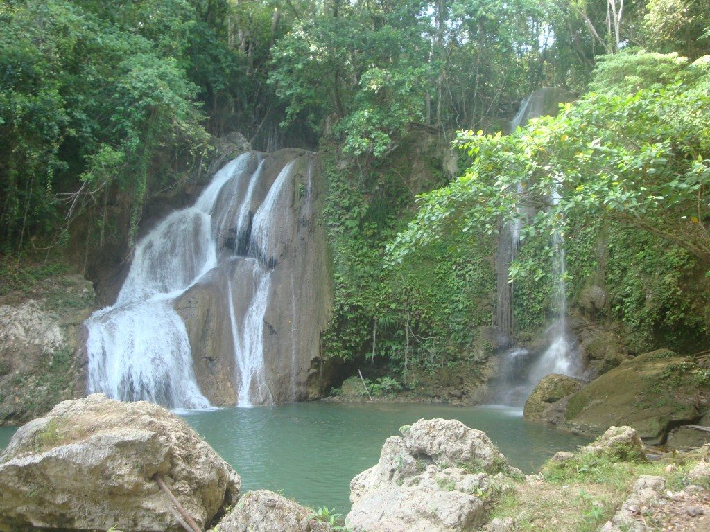 Caves and Waterfalls in Bohol