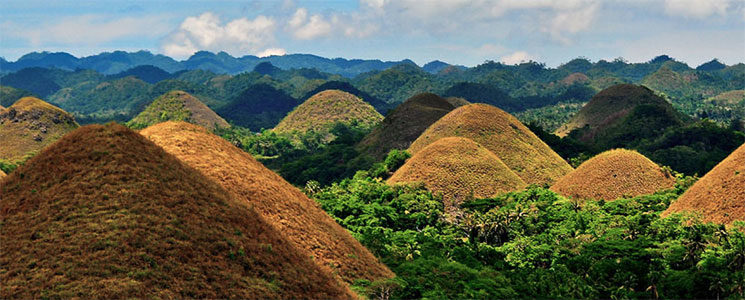 Chocolate Hills and Panglao Island in Bohol