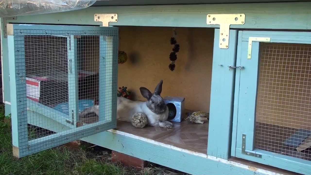 How To Make Rabbit Cage, Custom Cage For your Bunnies