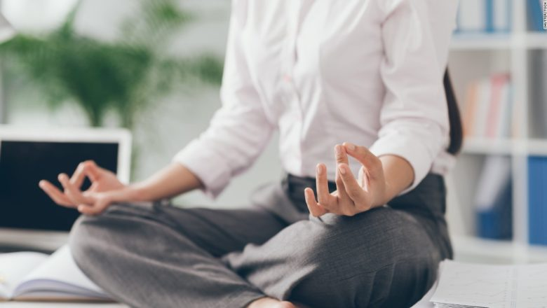 Tips To Do Yoga At Office