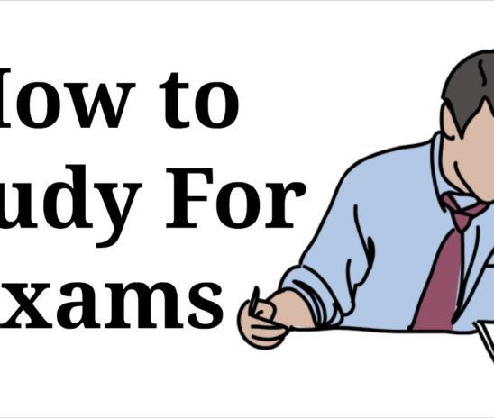 Tips To Study Effectively For Exams And Tests