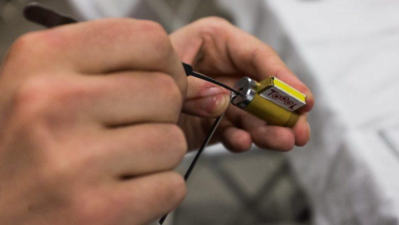 Why Computer Geeks Love Picking Locks