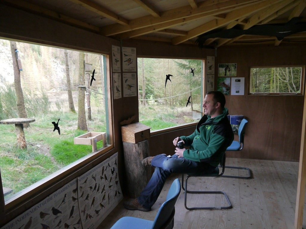 Wildlife Watching in Scotland