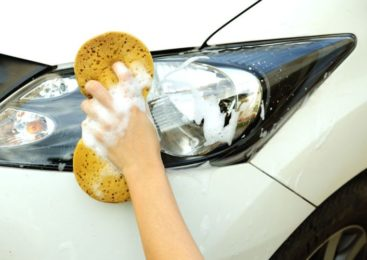 How to Clean Foggy or Yellow Auto Lights