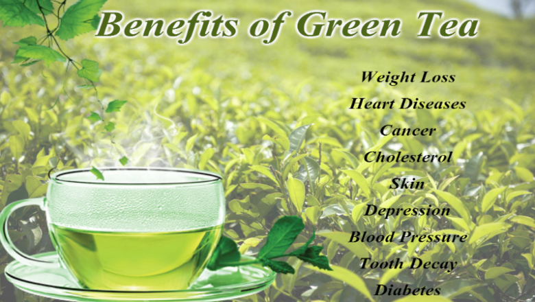 Know Health Benefits Of Green Tea