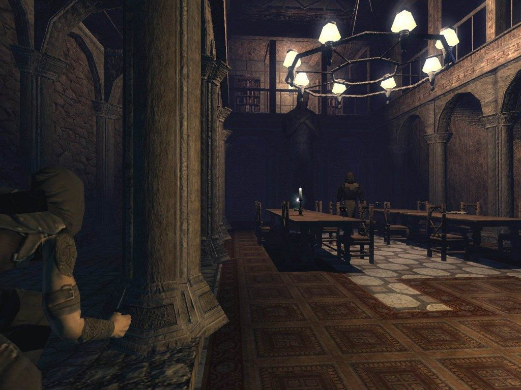 Thief Deadly Shadows game
