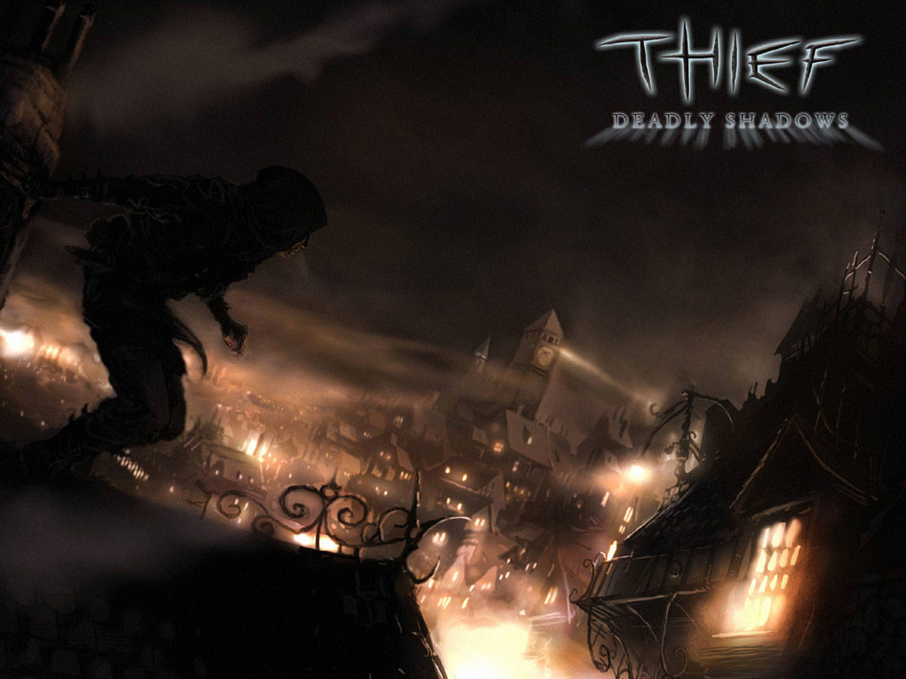 Thief Deadly Shadows poster