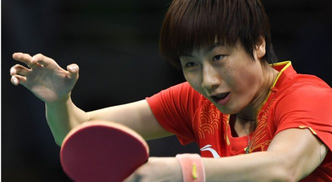 Why China is So Good at Table Tennis