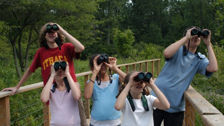 How To Get The Perfect Pair Of Kids Binoculars