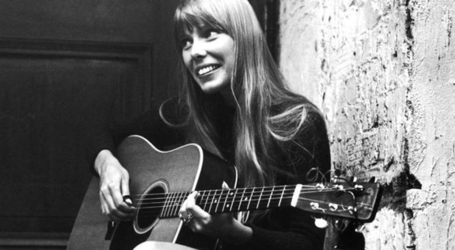 "True Story of Joni Mitchell's ""Woodstock"""