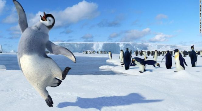 The Penguins of Antarctica